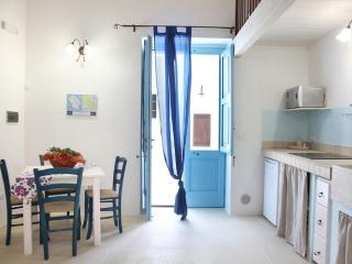 LA CORTE DEI COLORI appartamento blu