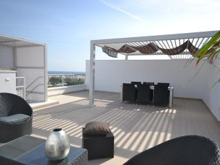 penthouse -  sea view, walking distance to all