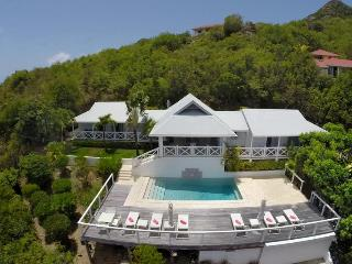 Arrowmarine at Montjean, St. Barth - Ocean View, Extremely Private, Direct Access To The Sea, Grand Cul-de-Sac