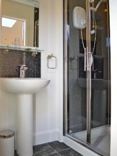 Cottage en-suite power shower.  Newly refurbished in 2014.
