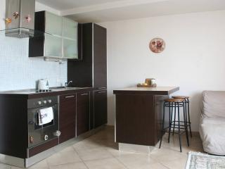 One bedroom flat, Praag
