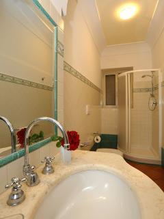 Bathroom with bathroom