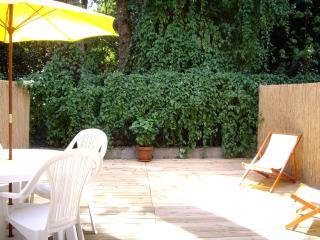 200M PLAGE Très Joli Appartement au Rdc, Grande Terrasse exposée Sud, WiFi, Saint-Brevin-l'Ocean
