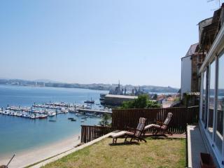 Casa de lujo en primera línea de playa., Ferrol