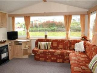 3 bed caravan on Haven Perran Sands site