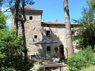 La Casa-torre, apartment in the forest, 3-6 guests, Casola Valsenio