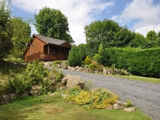 WSTOP Log Cabin situated in Bewdley (5.5mls NW)