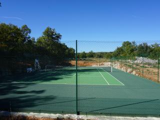 Haute Provence, La Buisse Gite Lure 4p, tennis, piscine chauffee, spa, sauna