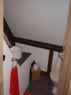 Washroom Second Floor, The Cottage, Moreton