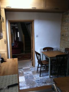 Kitchen, Modern, Fully Fitted, The Cottage, High Street, Moreton in Marsh,  Cotswolds