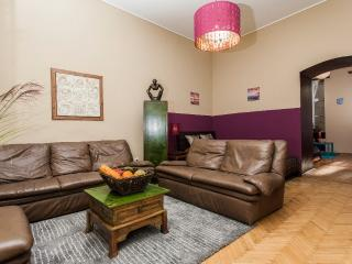 Apartment Laxsoppa=Kiraly street pulse+silent flat