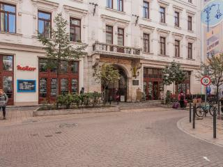 Apartment Laxsoppa=Király street pulse+silent flat