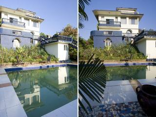 Le Bleu - Beautiful North Goa Villa