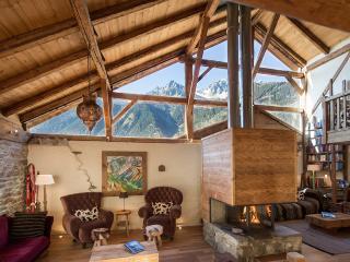 Spacious holidayhome with amazing views, Chamonix