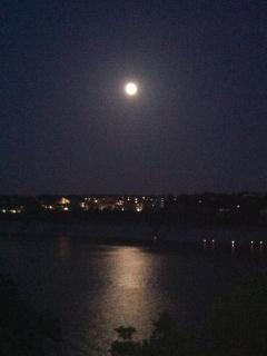 Moon over Travis