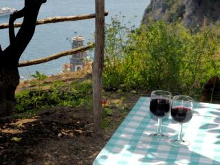 La piccola Cicerenella with sea view, Atrani