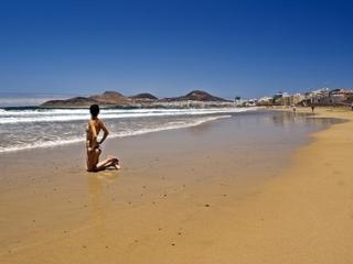 Apartamento Estudio Playa Las Canteras, Las Palmas de Gran Canaria
