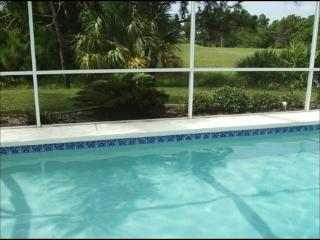 What a View! 3 bed/3 bath with elec heated pool#30, Rotonda West