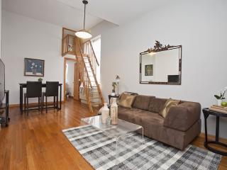 Luxury 1 bedroom with Loft in Timesquare, Nueva York