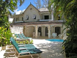Essential beachfront bliss, 3 bedroom villa/townhouse with stunning sunsets, Saint Peter Parish