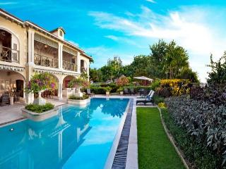 Luxury beach front 4 bedroom villa, with gorgeous gardens and stunning sunsets, Saint Peter Parish