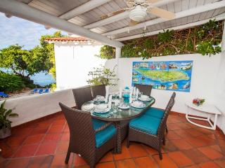 Luxurious and elegant 3 bedroom private villa is located directly near the beach in St James on the west coast of Barbados in the Merlin Bay Complex., The Garden