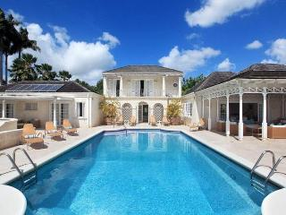 Elegant 5 bedroom Georgian style home  with large swimming pool and outdoor dining, Barbados