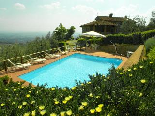 Country Apartment near Florence di Barbara uno - TFR6, Florencia