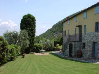 Lucca Valley house with pool WiFi - TFR98, Vicopelago