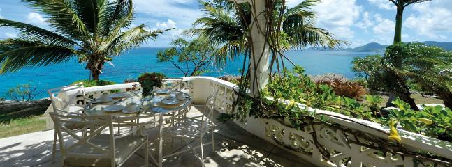 Villa Falaise Des Oiseaux 2 Bedroom (Charming Cliff Side Villa With Fabulous
