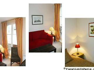 Simon le Franc One Bedroom - ID# 72, París