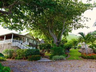 Historic Sea View Plantation with House &  Cottage, île de Nevis
