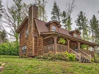 Willow Pond Cabin | Easy Asheville Access | Peaceful Private Getaway w/ Pond, Fairview