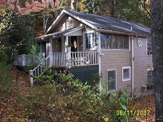 Cottage Over Yonder, Montreat
