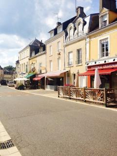Charming totally French village centre