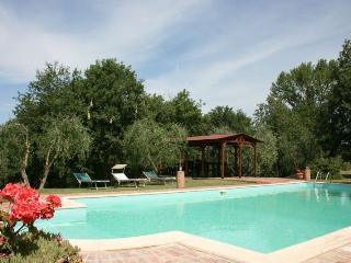 Villa Verde, Lucignano