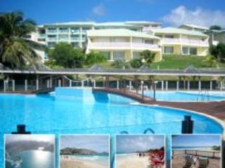 1 bed condo spectacular views access to the beach, Cul de Sac