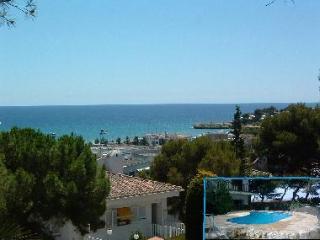 FeWo, Meersicht,Garten, Pool 4Min zu Fuss zum Meer, Tarragona