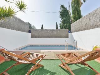 House With Private Pool Near The Beach- Ibiza House With Character, Roco Llisa