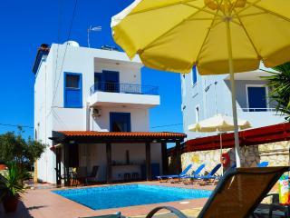 Villa Olympia Tavronitis Town Western Crete