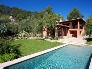 Pollensa villa with pool x 4 people