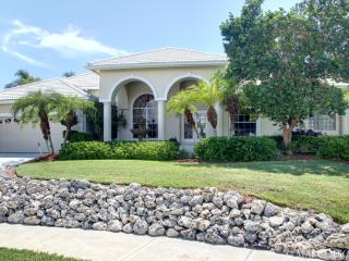 CHANNEL COURT - Understated Elegance Abound, Wide Water Views, Marco Island