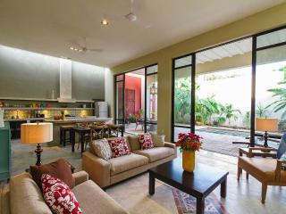 Modern luxury escape for families exploring Mérida, Merida