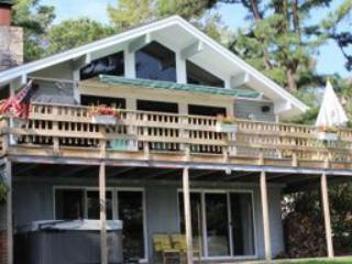 Secluded luxury getaway at Deep Creek Lake!, Swanton