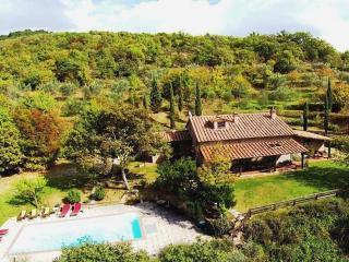 Villa Principe, Tuscany 210 sqm, Castiglion Fiorentino