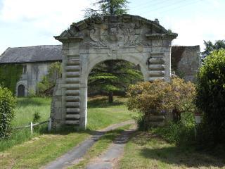 Prieuré de Relay, Azay-le-Rideau