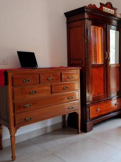 Antique cabinets and cupboards in The Chimes 3, Siolim