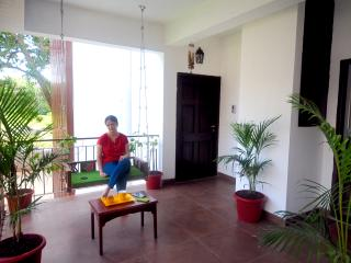 The Chimes 3 - Self Service Apartment in Siolim