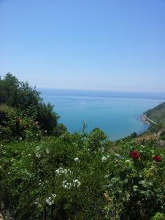 vista mare monti