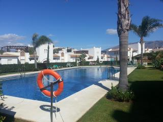 Family Apartment Mijas Costa, golf, beach, sun.